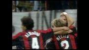 Bierhoff trasforma in goal il cross di Ba contro il Bologna