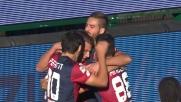 Pavoletti ringrazia Lazovic: 1-0 del Genoa al Matusa