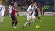 La rouleta di Poli su Merkel in Genoa-Inter