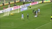 Consigli nega il goal a Klose con una parata plastica