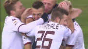 A Marassi il Torino si porta in vantaggio con un goal di Farnerud