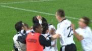 Goal partita di Parolo contro la Lazio con un tiro potente dalla distanza