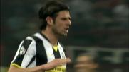 Iaquinta in tuffo batte Kalac e la Juventus pareggia