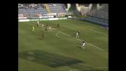 Nonda prova il goal spettacolare contro il Cagliari, la palla va fuori