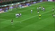 Punizione di Ronaldinho! Frey è attento e respinge