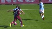 Giocata di suola e passaggio no-look per Felipe Anderson a Torino