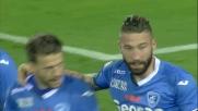 Il colpo di testa di Tonelli regala la vittoria all'Empoli
