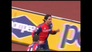 Secondo goal di Borriello e il Genoa sbanca l'Olimpico contro la Lazio