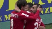 Acquafresca firma un altro goal contro il Parma