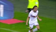 Colpo di testa vincente di Laxalt: il Genoa agguanta il Torino
