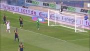 A Verona il destro dalla distanza di Luci è deviato in angolo da Rafael