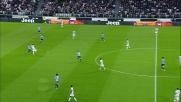 Allo Juventus Stadium Gentiletti entra duro su Mandzukic