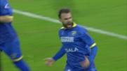 Il goal di Sammarco rimette in corsa il Frosinone