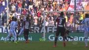 Verre di testa sfiora il goal contro il Genoa