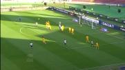 Al Friuli Totò Di Natale cerca un goal impossibile in rovesciata