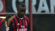 Balotelli svetta e di testa segna il goal del vantaggio Milan