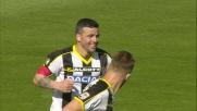 Di Natale firma il goal della bandiera per l'Udinese