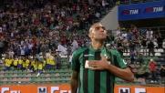 Zaza inarrestabile: dribbling e goal in Sassuolo - Genoa