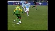 Il goal di Babù e la papera di Peruzzi spaventano la Lazio