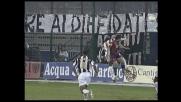 Zola segna il goal che fa impazzire il Cagliari: 1-1!