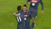 Hamsik firma la doppietta contro il Verona