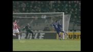 Il raddoppio della Fiorentina arriva con un goal di Batistuta
