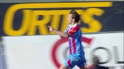 In controbalzo le Legrottaglie segna il goal della vittoria sulla Lazio