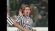 Floro Flores porta in vantaggio l'Udinese al Franchi
