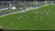 Destro chirurgico di Miccoli: il Palermo batte il Livorno