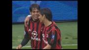 Goal di Kaka e il Milan ribalta il risultato contro il Chievo