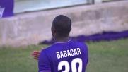 Colpo di testa vincente per Babacar
