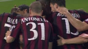 Bacca con il suo goal regala la vittoria al Milan contro la Sampdoria