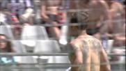 Il goal di Floro Flores riporta in vantaggio il Genoa a Torino