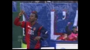 Il Cagliari dilaga contro l'Empoli: Suazo firma il goal del 3-0