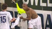 Gran colpo di testa, il goal di Olivera stende il Cagliari