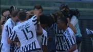 L'autorete sfortunata di Lamanna porta in vantaggio la Juventus al Marassi