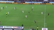 Cagliari vicino al goal, ma Szczesny dice no respinge coi piedi