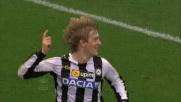 Inserimento perfetto di Basta: Udinese in vantaggio al Marassi sul Genoa