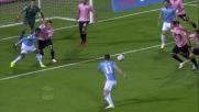 Klose da vero bomber d'area porta in vantaggio la Lazio a Palermo
