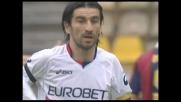 Il goal di Terzi affonda il Genoa al Dall'Ara