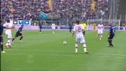 L'eurogoal di Brienza è il goal vittoria contro il Milan allo stadio Atleti Azzurri d'Italia