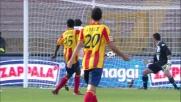 Ofere pareggia i conti: goal dell'1-1 in Lecce-Brescia