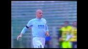 Rocchi decide il match tra Lazio e Sampdoria con un fantastico goal di testa