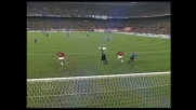 Pallonetto delizioso di Ronaldo: goal dell'Inter nel derby con il Milan