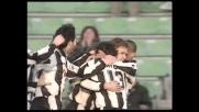 Bierhoff decide la sfida fra Udinese e Cagliari con un goal da vero bomber