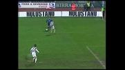 Di Natale vicino all'eurogoal contro l'Udinese