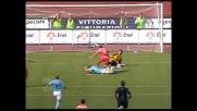 Saracinesca Handanovic para due volte il tiro di Rocchi
