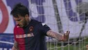 Pinilla, goal e niente esultanza contro il Catania