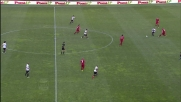 Agazzi esce a valanga su Okaka, è il secondo rigore per il Parma