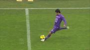 Roncaglia segna da centrocampo in Fiorentina-Napoli